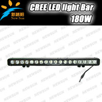 "30"" 180W led light bars 12v high power led work light &offroad bar,led tractor worklight 180W Industrial Agricultural light bar"
