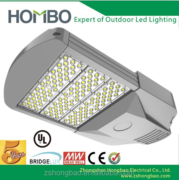 UL DLC 85-300v 347v 480v gas station 150w led pole lights