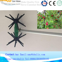 factory supply cheap olive harvest machine / olive picking machine / olive gathering//0086-15838059105