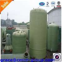 CMCN frp pressure vessel tank/frp tanks and vessels