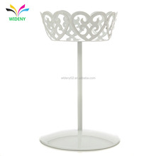 Metal Wire Cupcake Stand White Mini Cup Cake Holder
