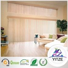 Vertical Pattern and Venetian Style window shade blinds