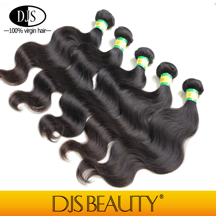 unprocessed grade 7a virgin brazilian body wave hair queen beauty remy hair
