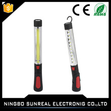 Ratatable Magnetic Rechargeable COB LED Work Light