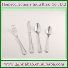 High quality plastic travel cutlery case