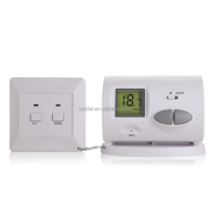 Wireless RF Room Thermostat Floor Heating