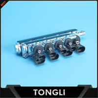 Hot Selling Quick response High efficiency system CNG Injector Rails