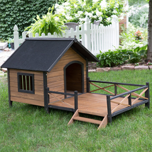 Quality Assured wholesale Outdoor Cheap handmake Wooden Dog House