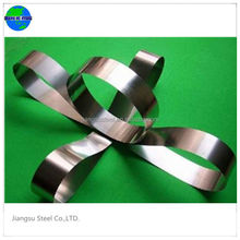 SUS DIN 201 301 304 316 430 2B BA 1D Mirror Finished Surface High Precision Stainless Steel Strips /Narrow Coils / Sheets