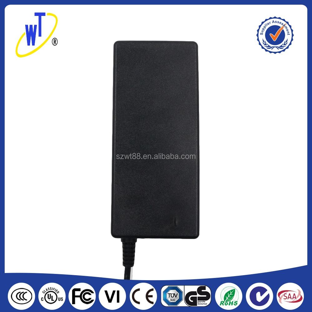 AC DC power adapter12V 5 A desktop adapter level VI energy efficiency
