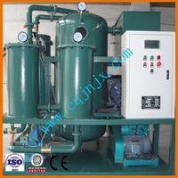 RZL-B refrigerator oil filtration plant,lube oil purification machine,oil purifier