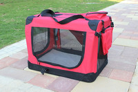 noble outdoor airy large 600D wholesale pet carrier