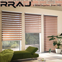 RRAJ House Combi Night and Day Blinds Shades