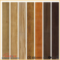 plastic wood plank flooring for pvc vinyl floorings