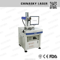 10watts fiber laser marking machine metal/laser logo printing machine