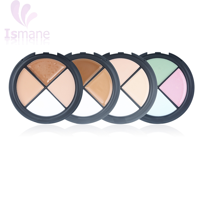 Wholesale New 4 Color <strong>Face</strong> Concealer Palette Concealer Makeup