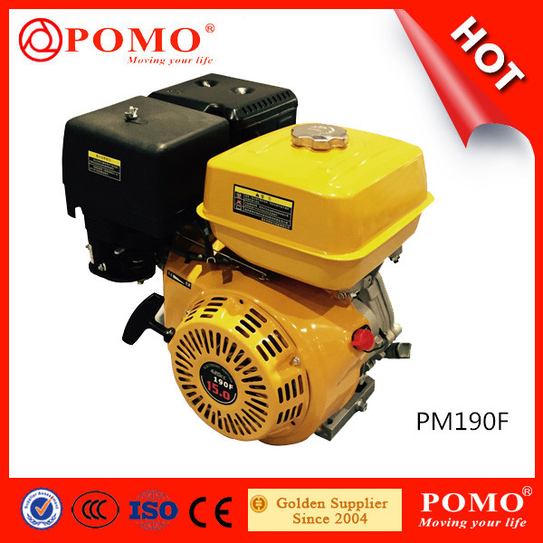 China High Quality 15HP Gasoline Fuel Go Kart Engine For Agriculrual Machinary Use 15HP OHV Petrol Engine
