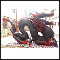 NB-CT308 inflatable dragon with wings,inflatable flying dragon animal toy,inflatable dragon