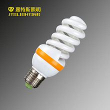 cheap price ZhongShan 6500k Full spiral Energy Saving bulb 20w 30W 12mm tube 24w 36w cfl electric bulb