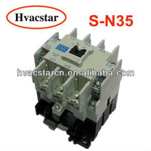 220V-660V 40A electric magnetic contactors S-N35 for Mitsubishi ac contactor type