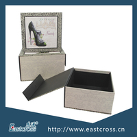Gift Packaging Nested Paper Book Shape Box with Magnet