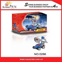 Space Car/Ship Building Block Toys