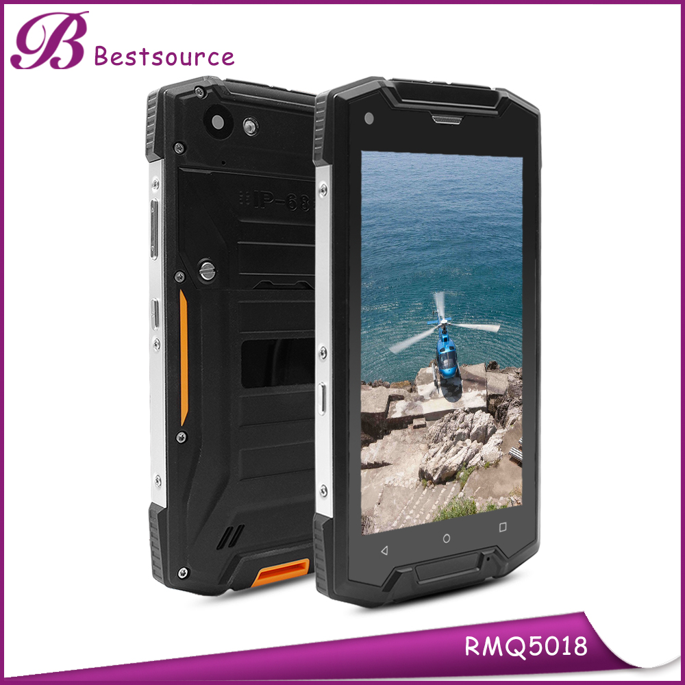 Waterproof Smartphone 4g lte Quad-core2.0MP+8.0MP Shenzhen Smartphone Shockproof phone