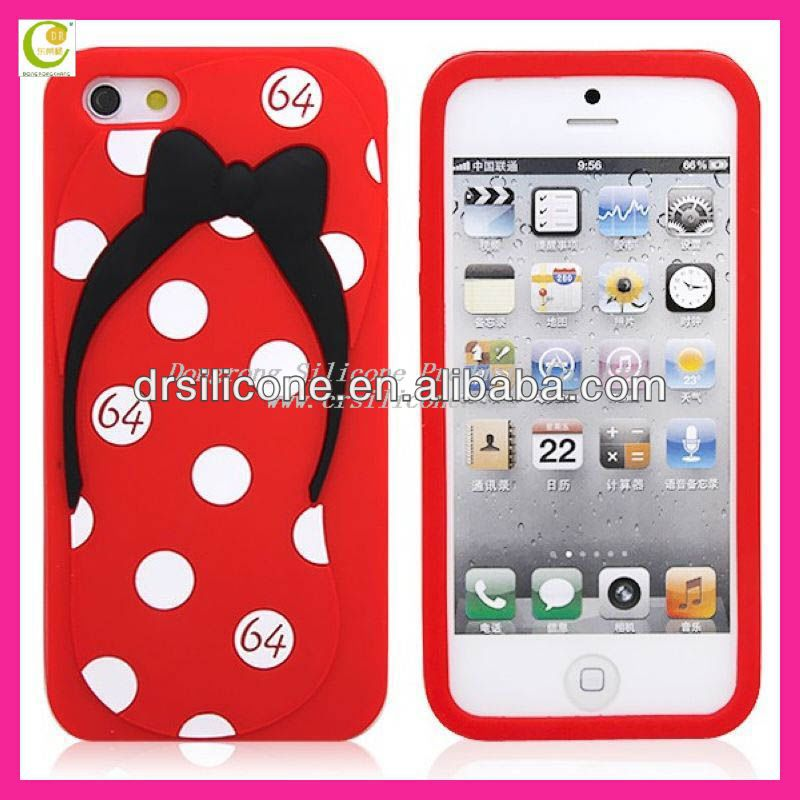 2012 Top DIY design mobile phone cover for iphone accessaries