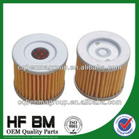 High Quality Oil Filter for Lubrication System, GS125 Motorcycle Oil Filter, with Reasonable Price!