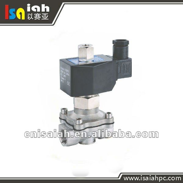 air,water,oil compressor gas solenoid valve