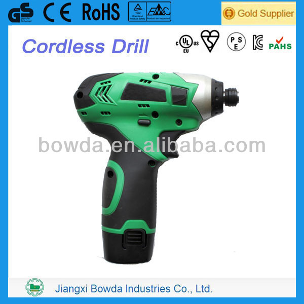 2014 New design tool power max 18v cordless drill