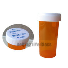 Plastic Snap Caps Pop-up Bottle pp vials,Plastic Reversible Vials 8dr,13dr,16dr,20dr,30dr,40dr,60dr Midicine, pill