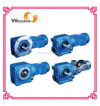 WS Worm Gearmotor for Screw Conveyors