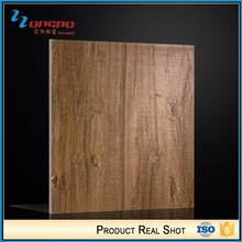 Low Prices 600X600 Quarry Floor Tiles Wood Color Ceramic Rustic Tile