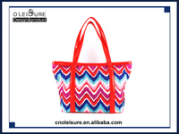 latest fashion shopping shoulder bag online shopping beach basket bag