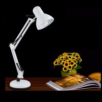 led color changing table lamp chandelier simple style adjustable brightness foldable led table lamp