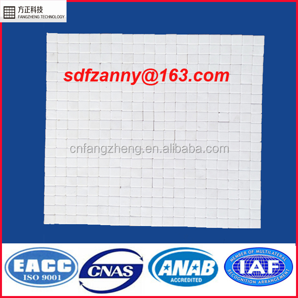 92% AL2O3 alumina ceramic lining tile for equipment liner