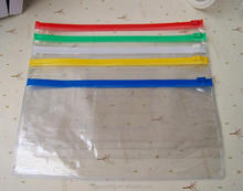 Ziplock bag/ Cosmetic plastic bag