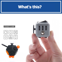 New toy hand magic cube 6 side Fidget cube OEM support