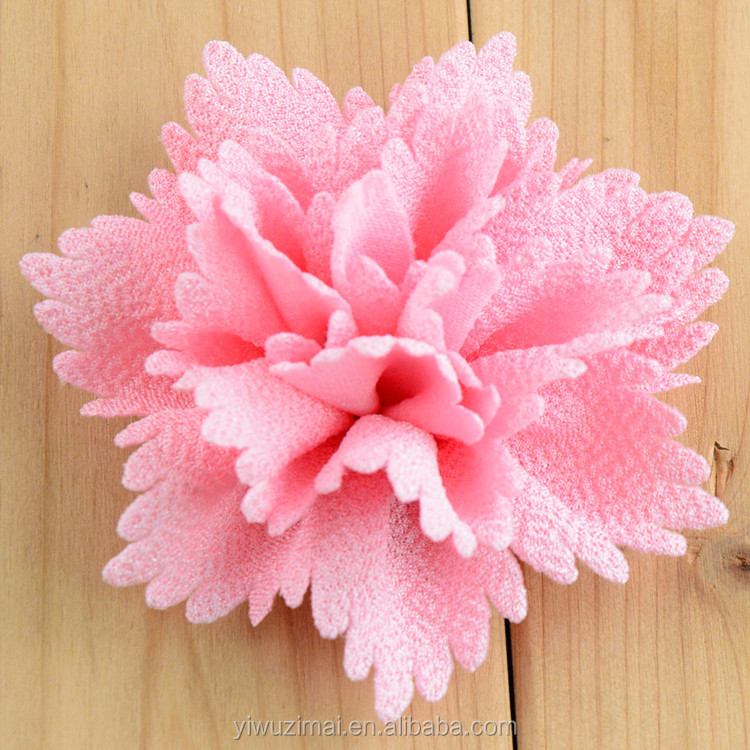 Wholesale Headmade Fabric Head <strong>Flower</strong>,Decorative Hats <strong>Flower</strong>, Clothes <strong>Flowers</strong>