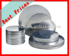 China Factory price of Aluminium Circles hot rolled or cold rolled