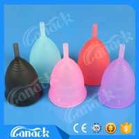 2016 trending products high Quality Lady Period Menstrual Cup