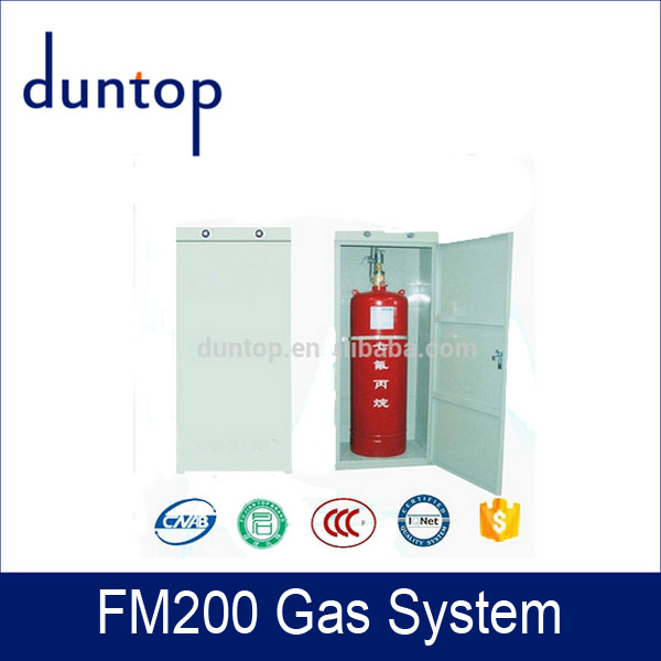 High Quallity FM200 Automatic Fire Suppression Systems in China