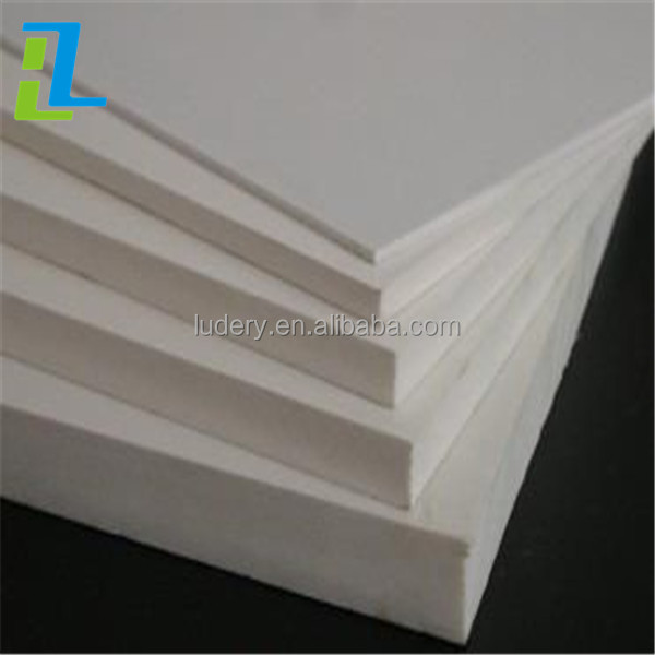 2.5mm thickness roof pvc abs plastic sheet