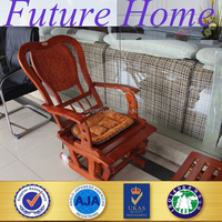 new design wooden inexpensive rocking chair