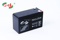 12V7.5AH Low Self-Discharge VRLA Sealed Lead Acid UPS Battery