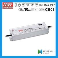 Genuine MEANWELL 150W Single Output LED Power Supply HLG-150H-15
