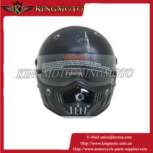 full Face Helmet with brim,motorcycle helmet,scooter helmet for KM0001