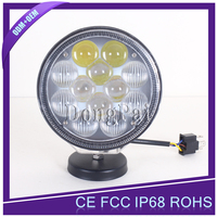 6 inch 9-32V 36W high power led work light offroad driving lamp/trucks/cars/ships/vehicles/SUV