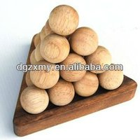 Natural Wooden Toys Product For Children